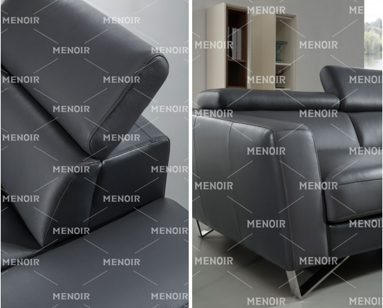 Menoir top quality stylish leather recliners factory for bedroom