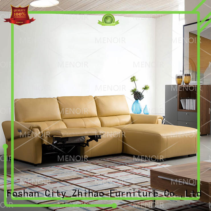 low-cost leather couch recliner autofunction manufacturer for promotion
