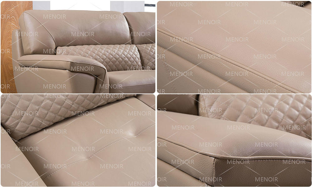 Menoir low-cost leather sofas for sale company for promotion-1
