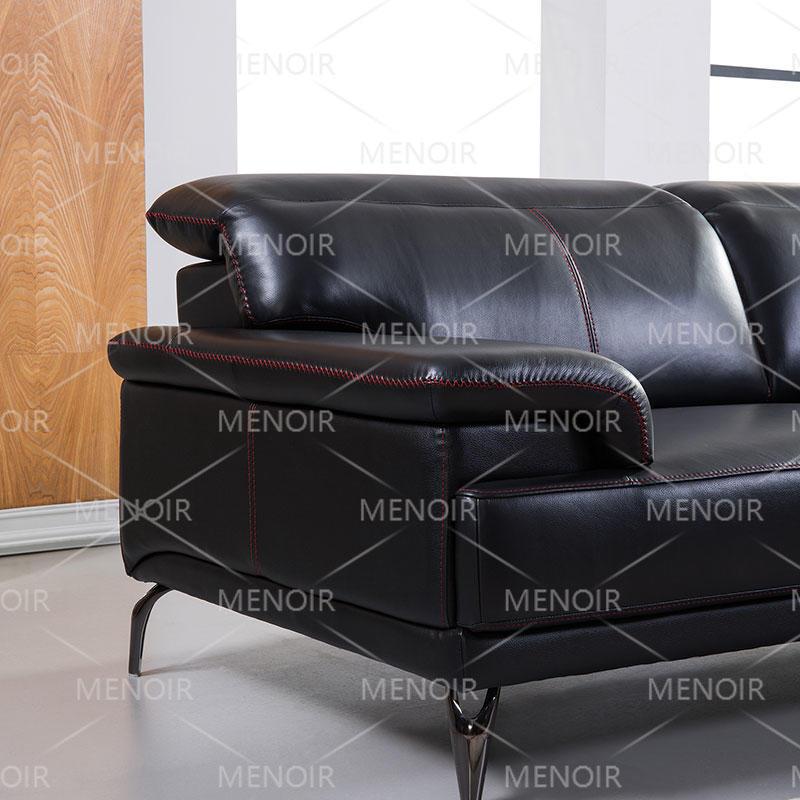 Menoir fashion design sofa in special design stitching of the arm WA-S281