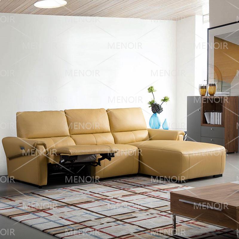 Menoir powered recliner lounge in modern style WA-S275