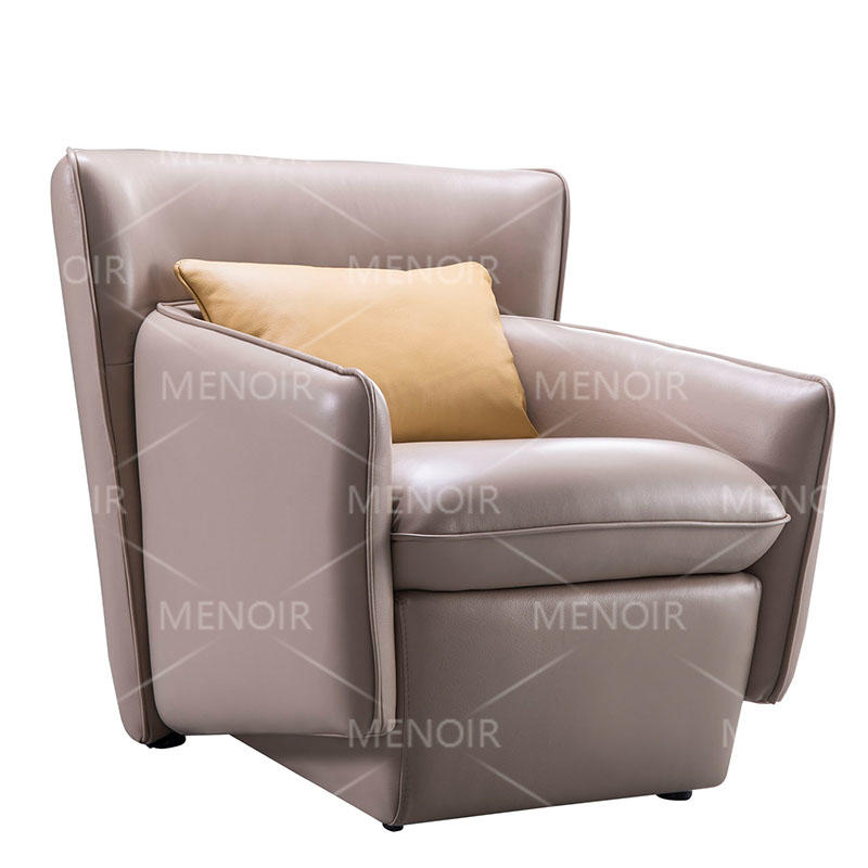 Menoir King-style single chair with plastic legs WA-DY12