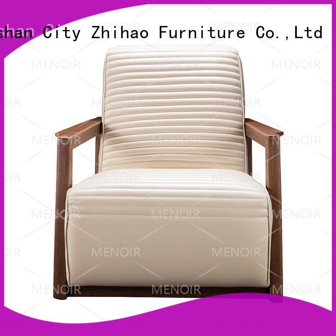 Menoir unique leather chairs series for sale