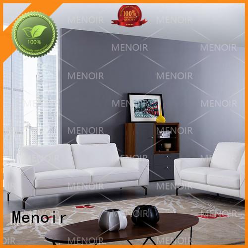 Menoir blue leather sofa company for sale