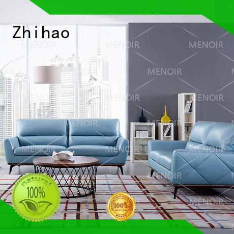 unique leather modular sofa directly sale for bedroom Zhihao