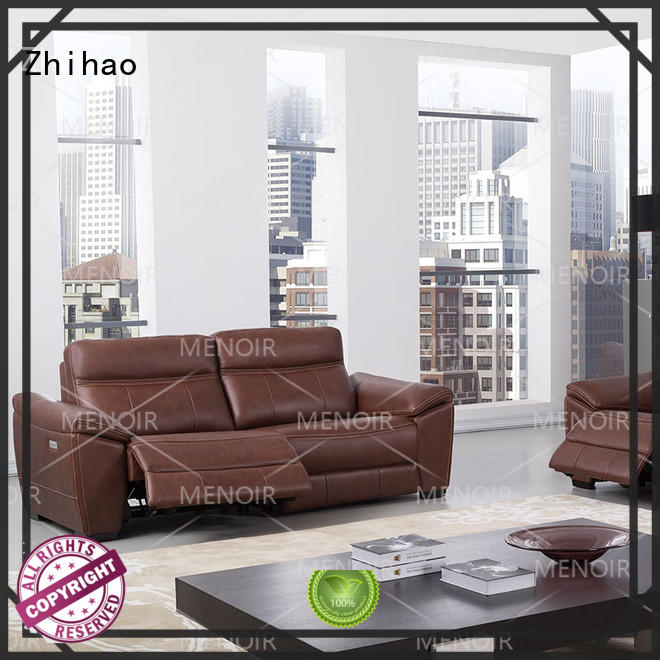 sofa chair power modern leather recliner sofa Zhihao