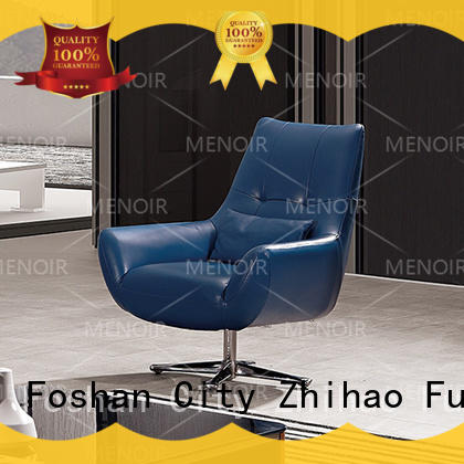 Menoir wady09 modern leather armchair with good price for household