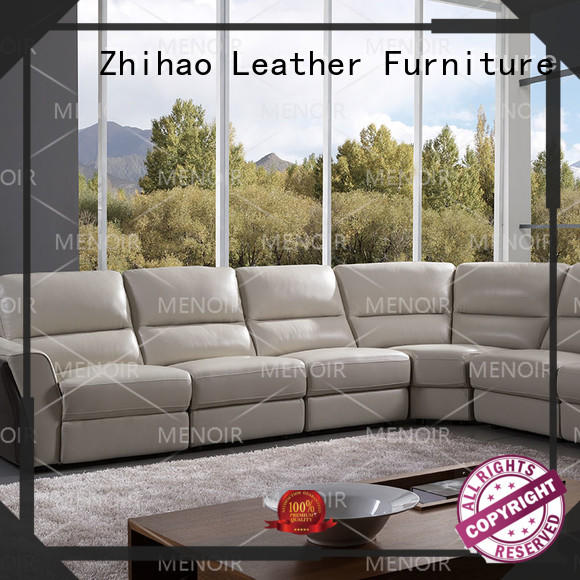 elegant leather lounge chairs recliners design for bedroom Zhihao