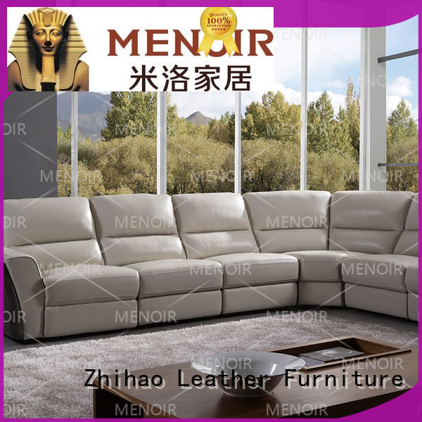 power leather look recliners with good price for household Zhihao