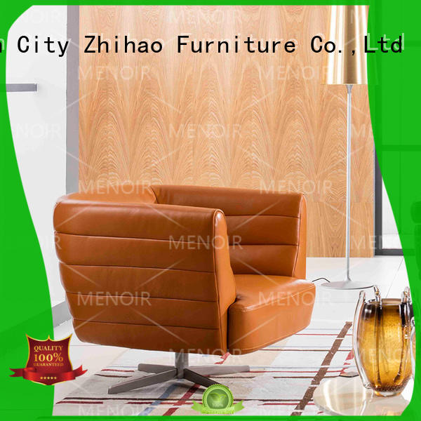 Menoir wady16 leather club chair recliner factory direct supply for bedroom