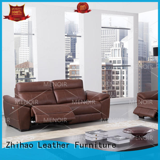 Zhihao on stylish leather recliners design for bedroom