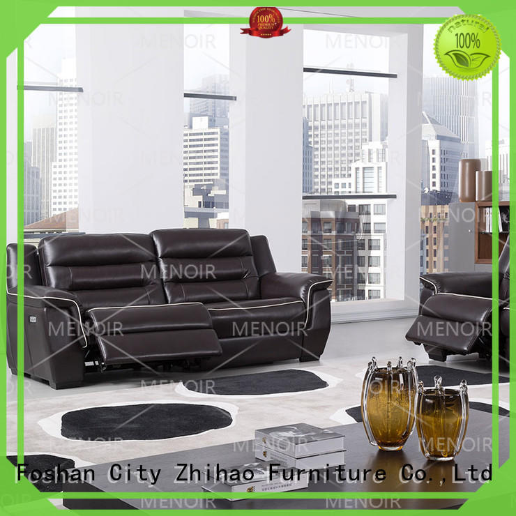 factory price small leather recliners series bulk production