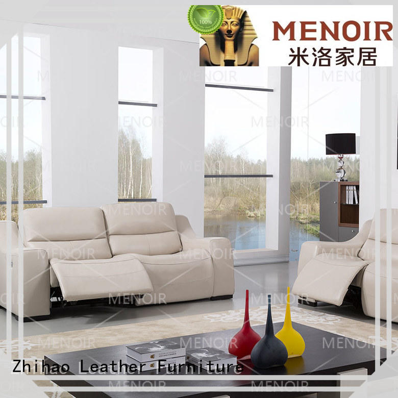 Menoir best leather recliner with good price for promotion