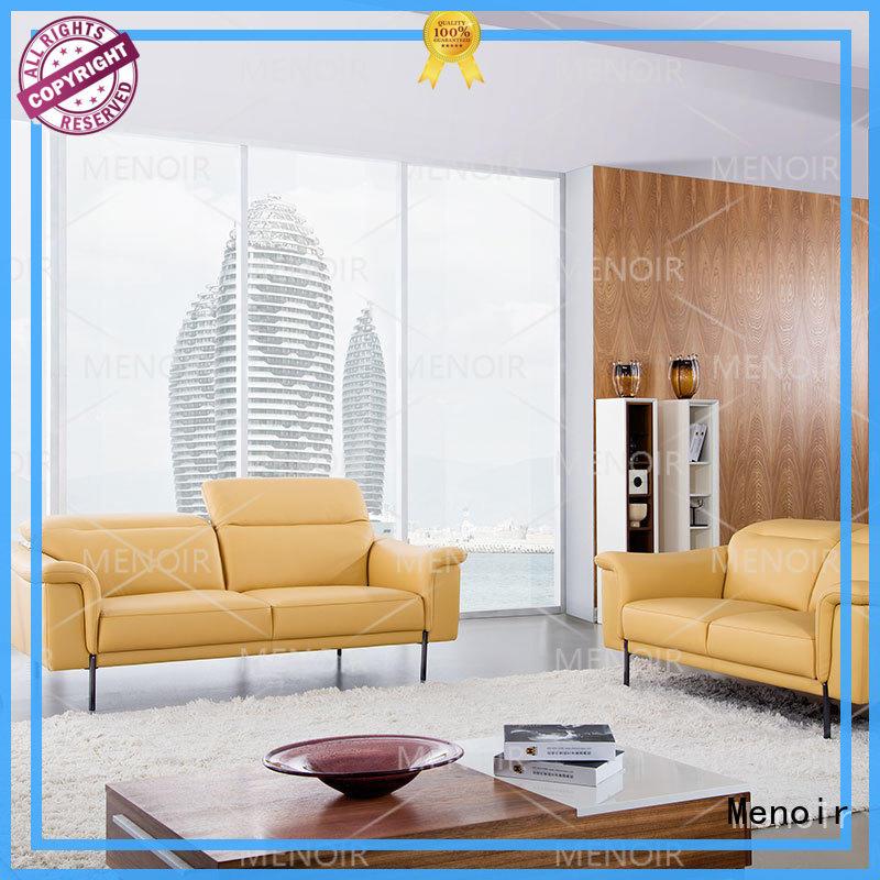 Menoir hot-sale contemporary leather recliner sofa design series bulk production