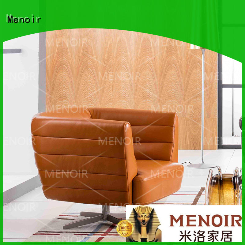 leisure style leather living room chair wady03 factory direct supply for promotion