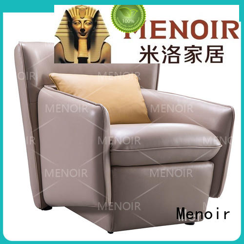 approved modern leather chairs walnut wholesale on sale
