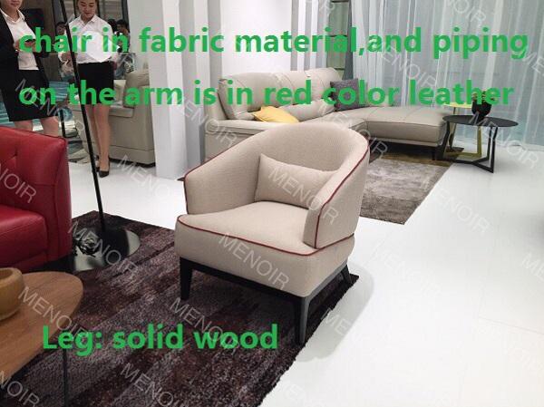 hot-sale modern swivel lounge chair wady03 factory direct supply bulk production-2