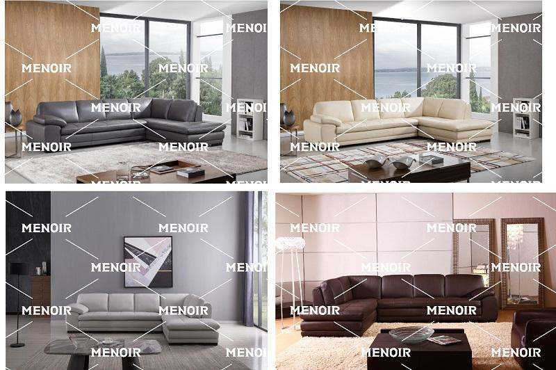 Menoir best value contemporary leather recliner sofa design company for sale