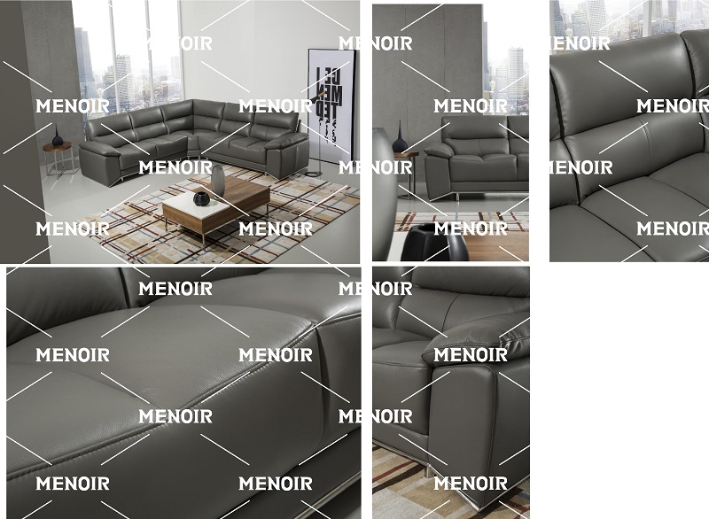 practical leather sofa wholesale manufacturer for sale-1
