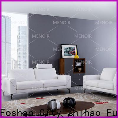 Menoir excellent leather sofa wholesale series for home