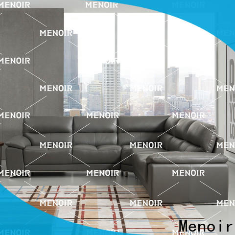 practical leather sofa wholesale manufacturer for sale