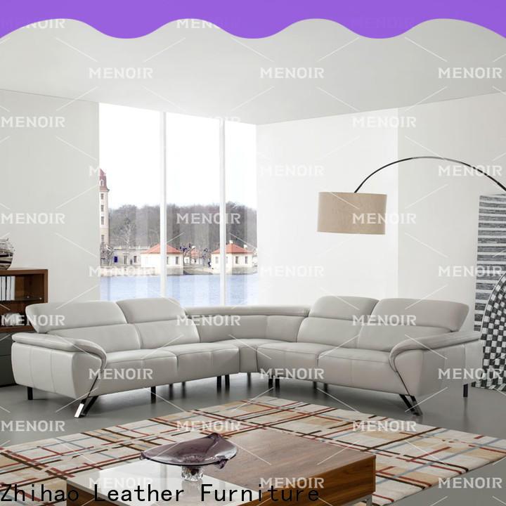popular black leather corner sofa inquire now for bedroom