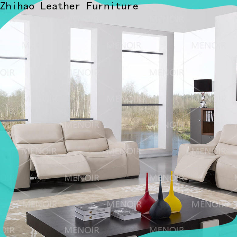 low-cost stylish leather recliners with good price for sale