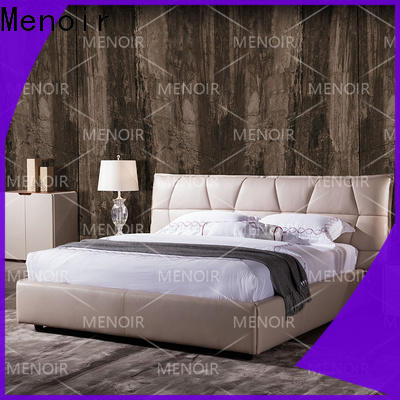 Menoir top selling contemporary leather bed company bulk buy
