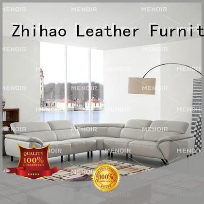 reliable leather modular sofa factory bulk buy