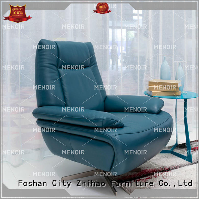 hot-sale small leather accent chair directly sale bulk buy