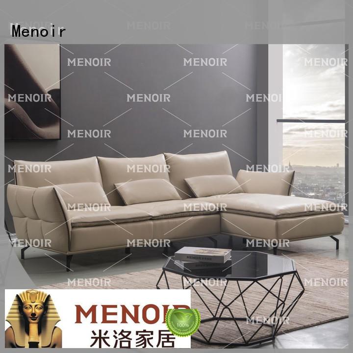 Menoir leather modular sofa inquire now on sale