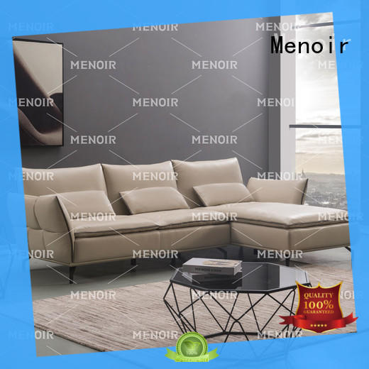 best value top grain leather sofa directly sale for hotel