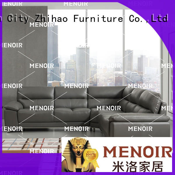 top selling leather modular sofa factory for sale