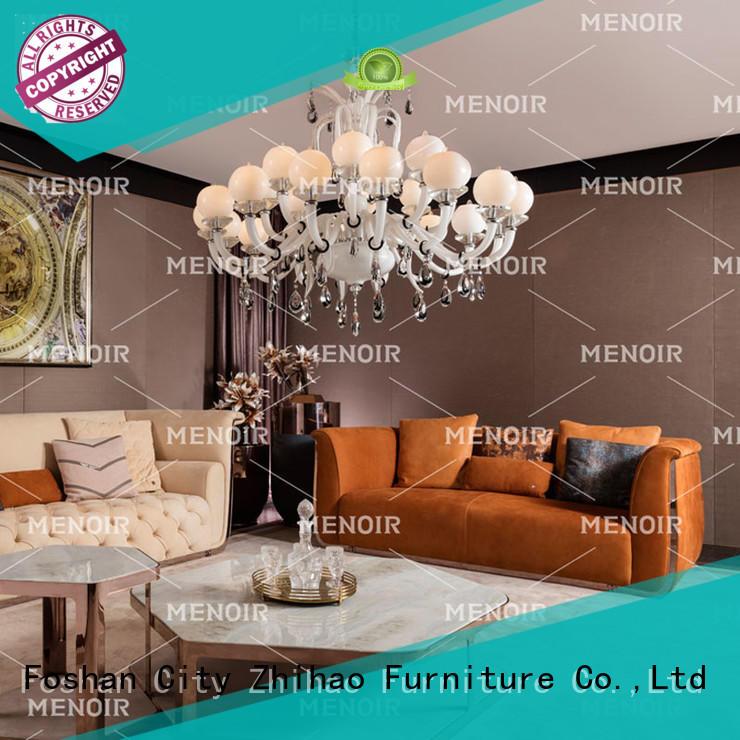 Menoir cheap leather sofas factory on sale