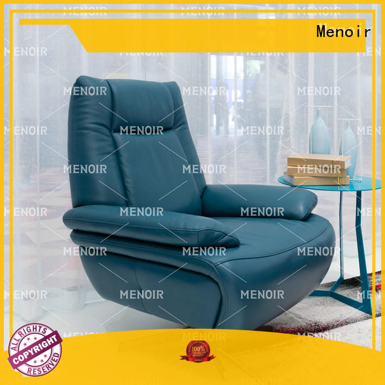 Menoir best value leather club chair recliner series for sale