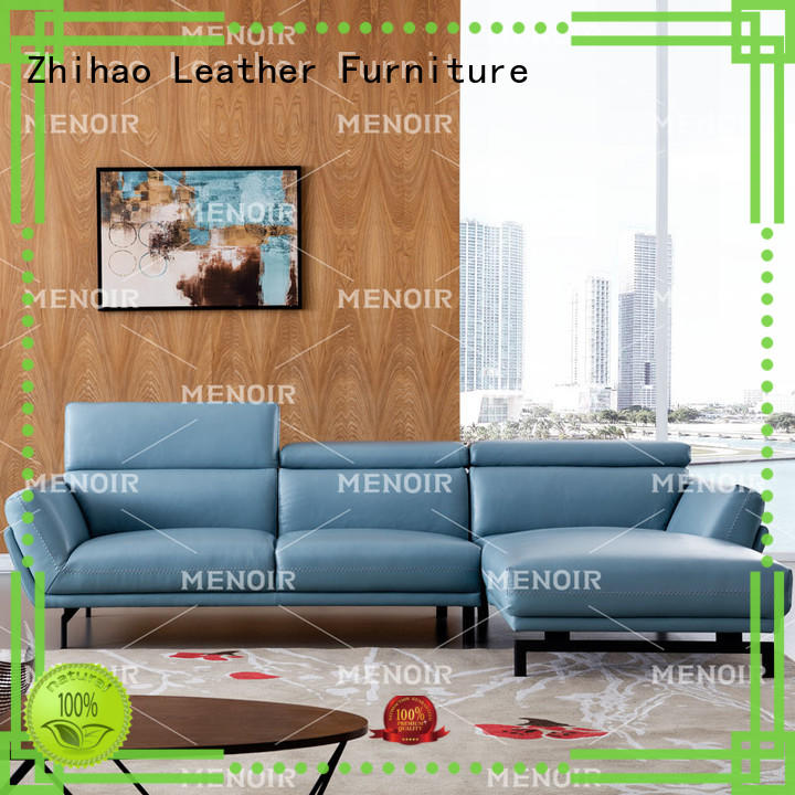 factory price contemporary leather sofa supplier bulk production